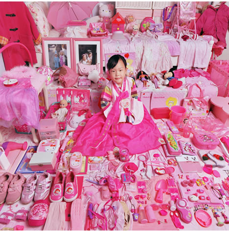 Jeong mee yoon pink project 2