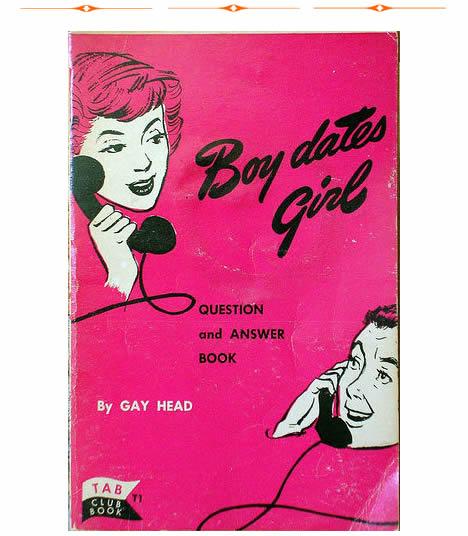 Boy dates girl by gay head