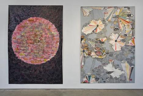 Alexandra grant painting six portals honor fraser