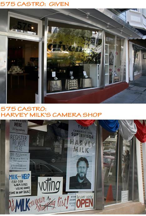 Given shop 575 castro street transformation milk