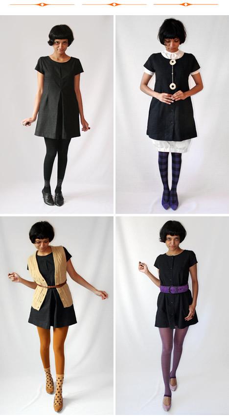 The uniform project Sheena Matheiken