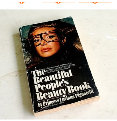The beautiful peoples book by princess luciana pignatelli