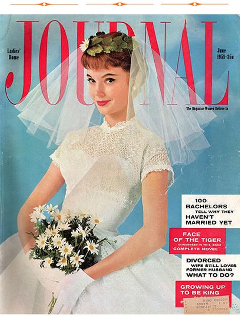Bridal Magazine Vintage Bride