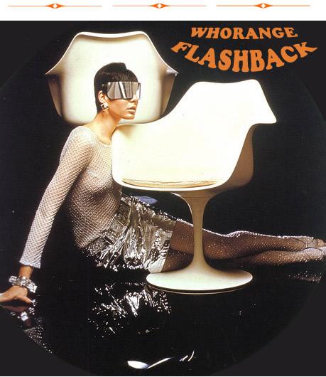Mod girl whorange flashback wonderful20