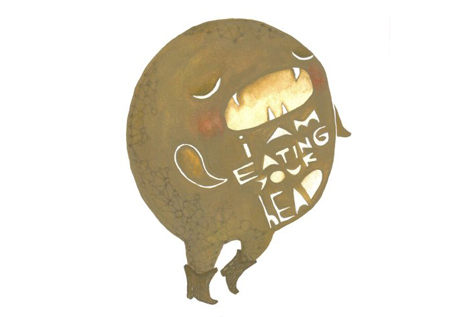 Laura_george_i_am_eating_your_head_full copy