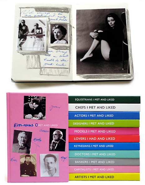 Archie Grand Blank Notebook