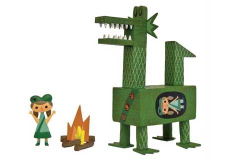 Amanda_visell_vinyl_dragon_scout_toy