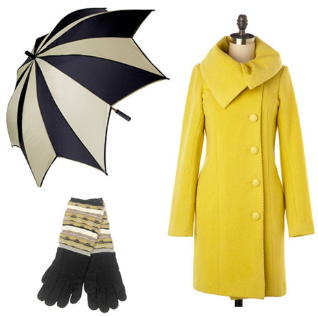Mod_cloth_lemon_yellow_coat_umbrella_echo_gloves