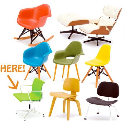 Poketo_eames_chair_miniature