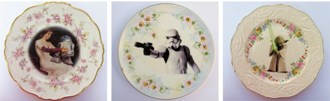 Beat_up_creations_star_wars_plates_vintage
