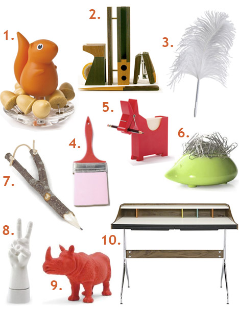 Modern_office_accessories_wooden_george_nelson_desk