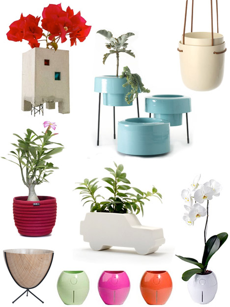 Modern_planters_ceramic_bullet_eco_friendly