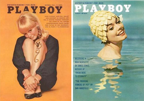 Vintage_playboy_magazine_covers_1960s