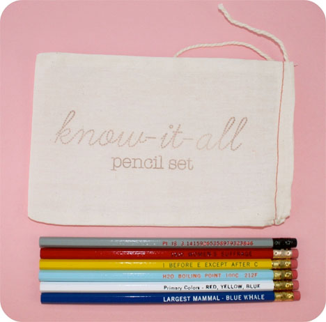 Know_it_all_smart_pencils_paper_pastries_etsy