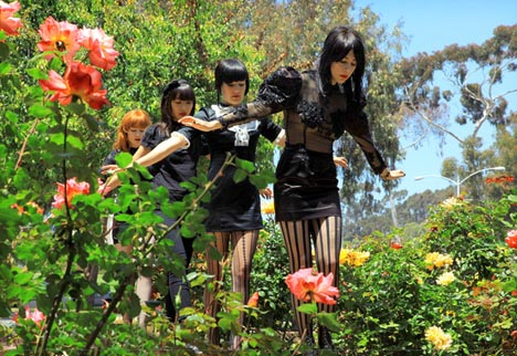 The_dum_dum_girls_band_california_garden_subpop