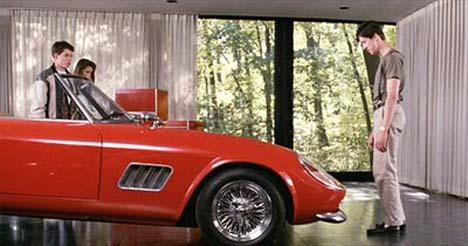 Ben Rose home sale Ferris Buellers Day Off Red Ferrari