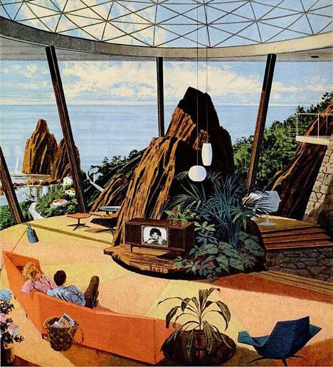 Glass_dome_motorola_vintage_mid_century_house_1962