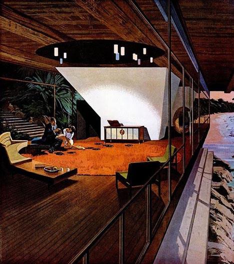 Orange_rug_motorola_vintage_mid_century_modern_dream_house_1962