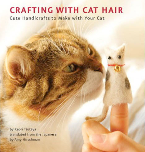 Crafting-with-cat-hair-DIY-book