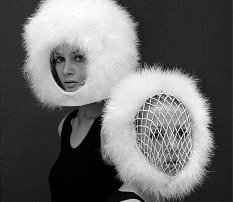 Whorange-vintage-snow-bunny-fashion-hats