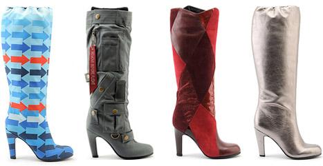 United-nude-arrow-boots