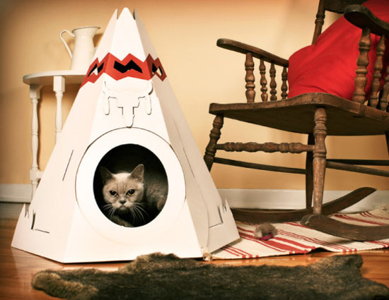 Loyal-Luxe-Native-American-Cat-Teepee-house