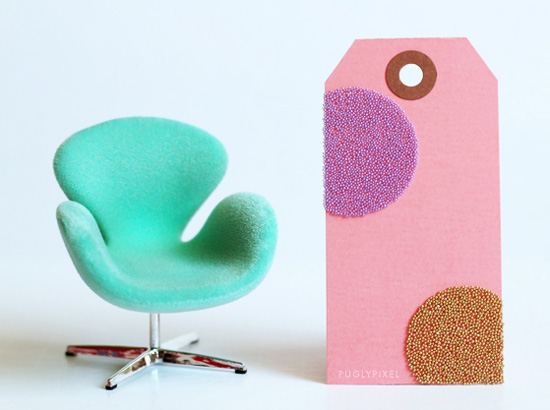Pugly-pixel-microbead_DIY-gift-cards-martha-stewart