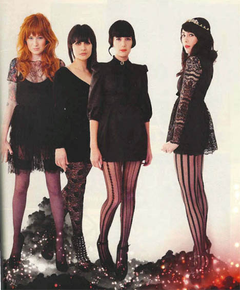 The-dum-dum-girls-band-los-angeles