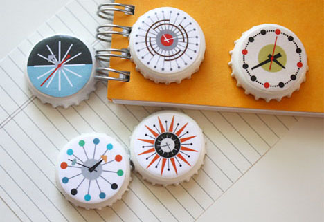 Diy-nelson-DIY-clock-magnets