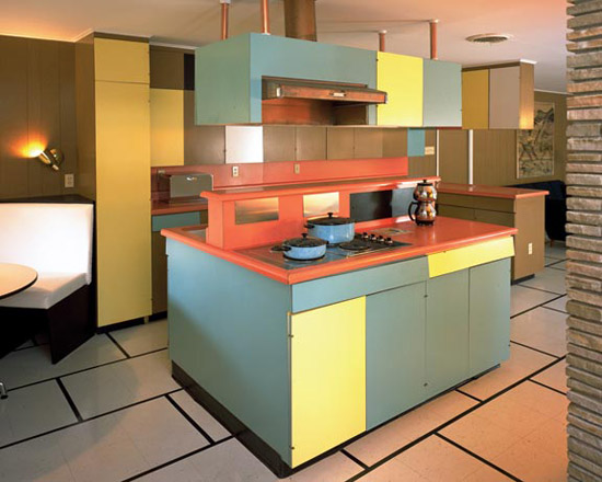 Plastic-wilson-house-texas-formica-laminate-museum-kitchen