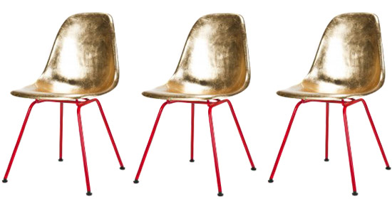 Eames-side-chair-golden