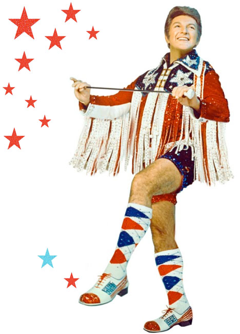 Liberace-4th-of-july-red-white-blue-sequined-stars-stripes