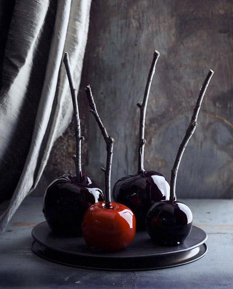 DIY-black-candy-apples