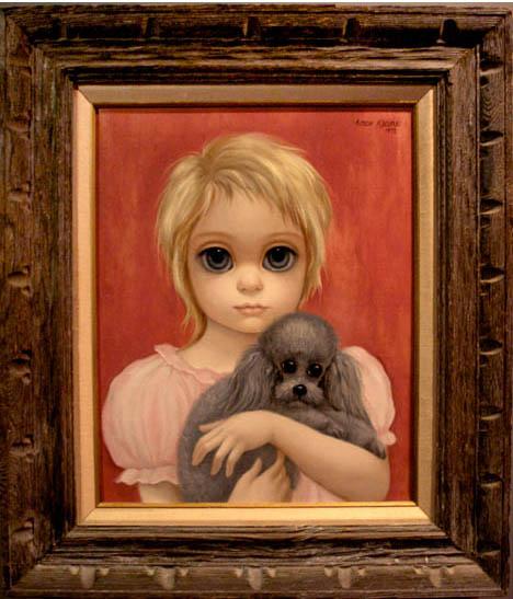 Margaret-keane-phyllis-morris-gallery-in-los-angeles