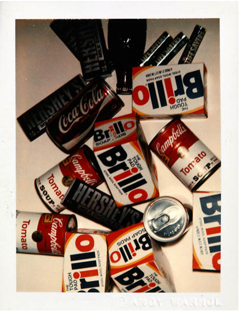 Brillo-andy-warhol-polaroid-cola-cola-soup-can