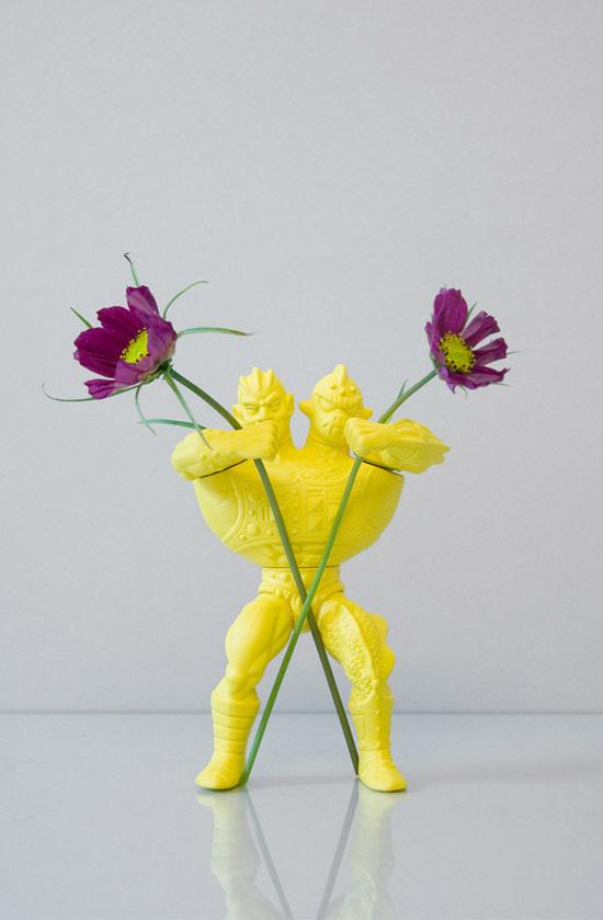 Open-studio-flower-power-action-figure-man-yellow