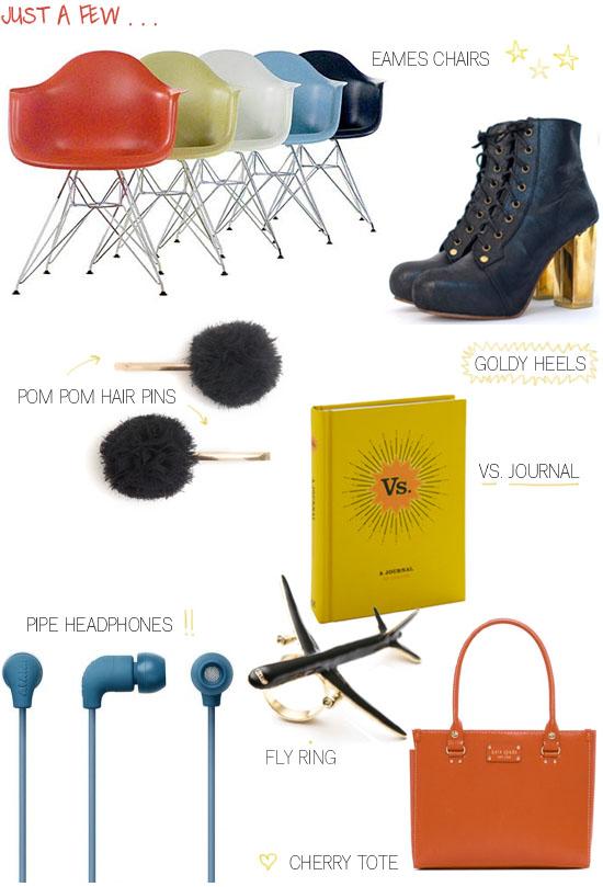 Eames-herman-miller-shell-chair-kate-spade-handbag-sale-shoe