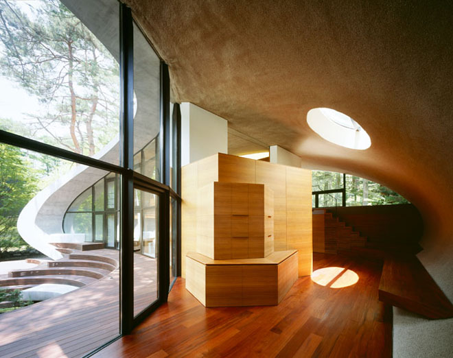 Shell-Residence-by-Kotaro-pod-house-japan-4