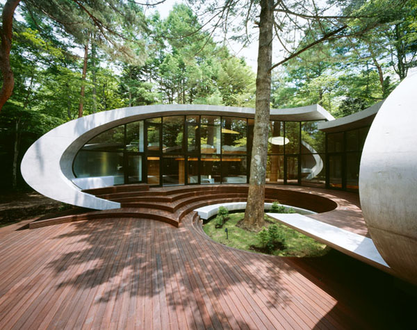 Shell-Residence-by-Kotaro-pod-house-japan-modern-2