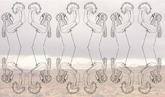 Tambourine-Lady-karina-manarin-pattern-a-day