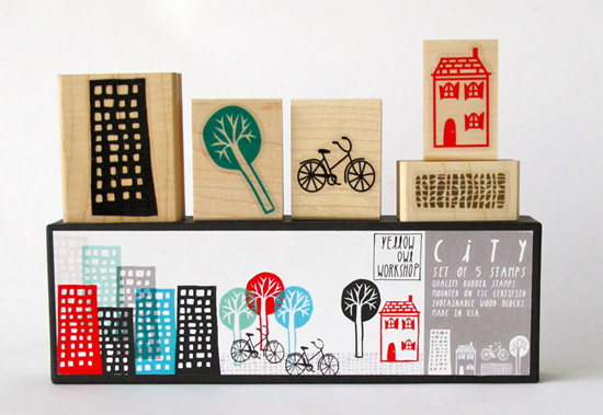 Little-owl-workshop-city-stamp-set