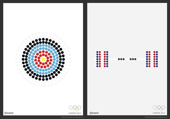 Samar-london-olympic-minimalist-design-poster-weight-lifting