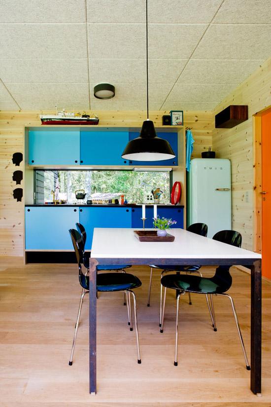 Smeg-refrigerator-blue-modern-italian-minimalist