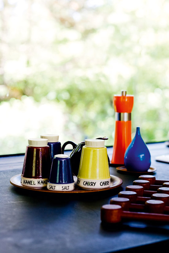 Denmark-home-mid-century-modern-pantone-color-condiment-containers