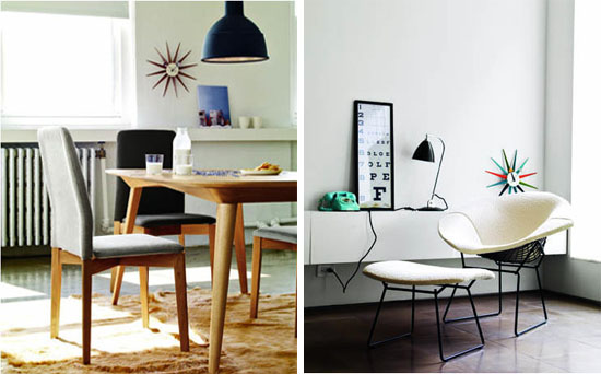 George-nelson-sunburst-clock-aaron-hom-styled-interiors