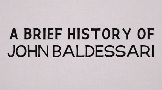 A-brief-history-of-John-baldessari-narrated-by-tom-waits-video-2