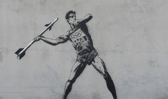 Bansky-london-olympics