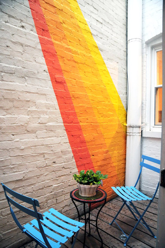 Atrium-capital-hill-washington-apartment-therapy-rainbow-mural