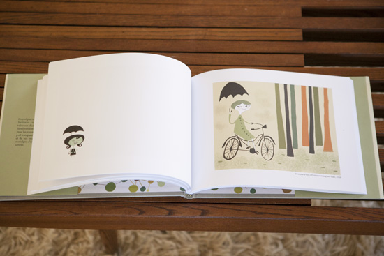 Matte Stephens illustration art book Alto 06