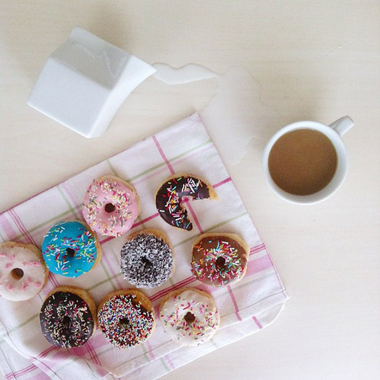 Aiala hernando donuts instagram photograph